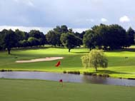Golf Blue Green Nantes Erdre